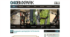 Preview of 040bmxpark.nl