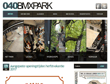 Tablet Preview of 040bmxpark.nl